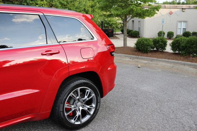 2015 Jeep Grand Cherokee SRT Mooresville, North Carolina 74