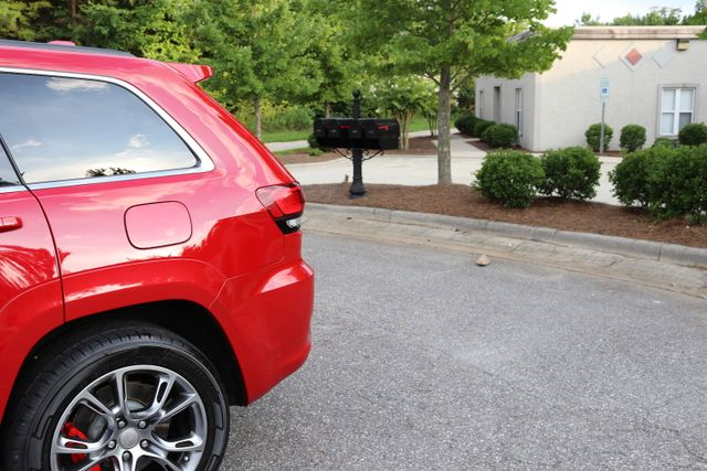 2015 Jeep Grand Cherokee SRT Mooresville, North Carolina 75