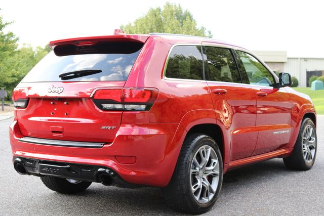 2015 Jeep Grand Cherokee SRT Mooresville, North Carolina 79
