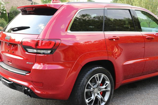 2015 Jeep Grand Cherokee SRT Mooresville, North Carolina 80