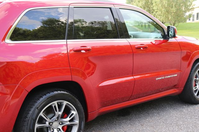 2015 Jeep Grand Cherokee SRT Mooresville, North Carolina 81