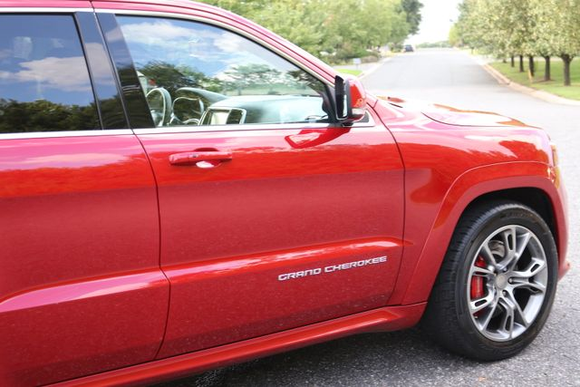 2015 Jeep Grand Cherokee SRT Mooresville, North Carolina 83