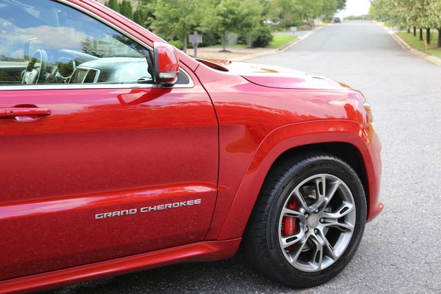 2015 Jeep Grand Cherokee SRT Mooresville, North Carolina 84