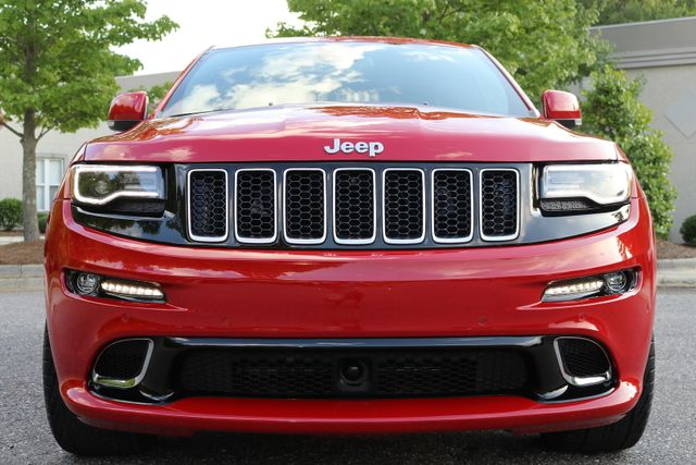 2015 Jeep Grand Cherokee SRT Mooresville, North Carolina 102
