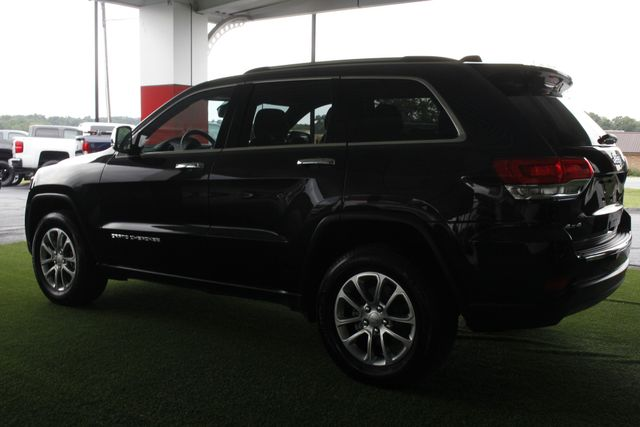 2015 Jeep Grand Cherokee Limited 4WD - NAVIGATION - SUNROOF! Mooresville , NC 27