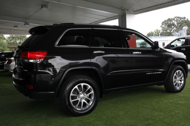 2015 Jeep Grand Cherokee Limited 4WD - NAVIGATION - SUNROOF! Mooresville , NC 26