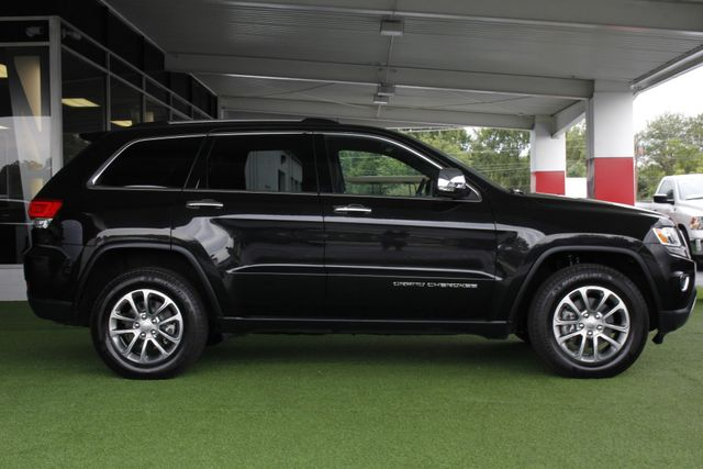 2015 Jeep Grand Cherokee Limited 4WD - NAVIGATION - SUNROOF! Mooresville , NC 16