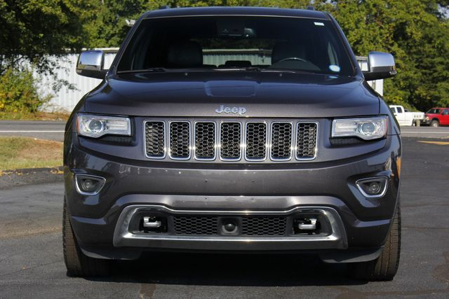 2015 Jeep Grand Cherokee Overland 4WD - V8 - ADVANCED TECHNOLOGY GROUP! Mooresville , NC 18