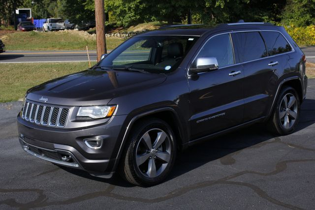 2015 Jeep Grand Cherokee Overland 4WD - V8 - ADVANCED TECHNOLOGY GROUP! Mooresville , NC 23
