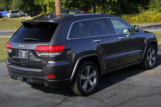2015 Jeep Grand Cherokee Overland 4WD - V8 - ADVANCED TECHNOLOGY GROUP! Mooresville , NC 24