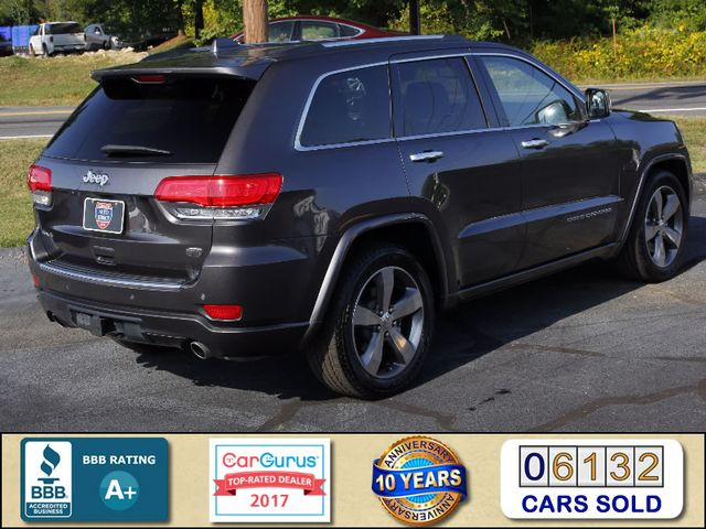 2015 Jeep Grand Cherokee Overland 4WD - V8 - ADVANCED TECHNOLOGY GROUP! Mooresville , NC 2