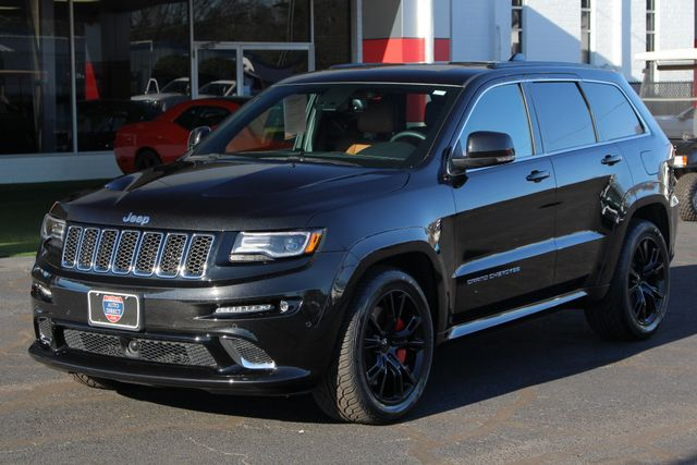 2015 Jeep Grand Cherokee SRT 4WD - SRT HIGH PERFORMANCE AUDIO! Mooresville , NC 22
