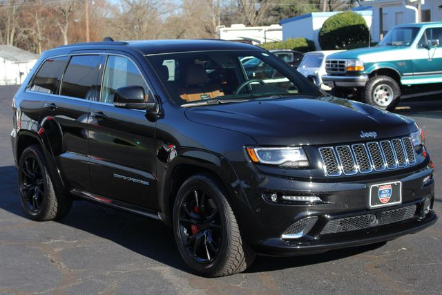 2015 Jeep Grand Cherokee SRT 4WD - SRT HIGH PERFORMANCE AUDIO! Mooresville , NC 21