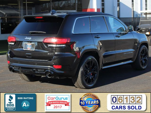 2015 Jeep Grand Cherokee SRT 4WD - SRT HIGH PERFORMANCE AUDIO! Mooresville , NC 2