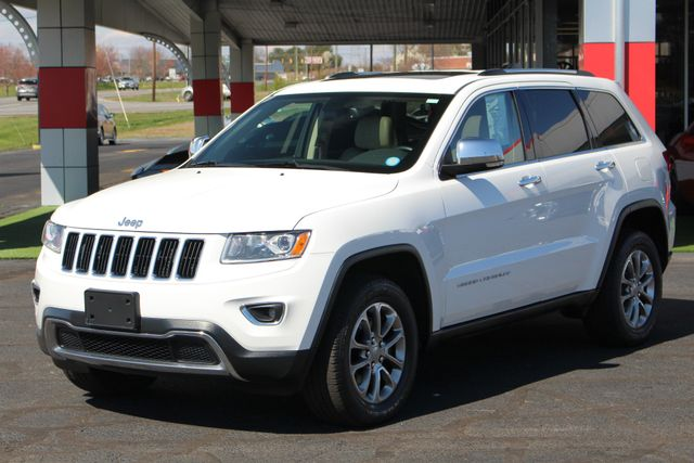 2015 Jeep Grand Cherokee Limited 4WD - TURBO DIESEL - NAV -SUNROOF! Mooresville , NC 23