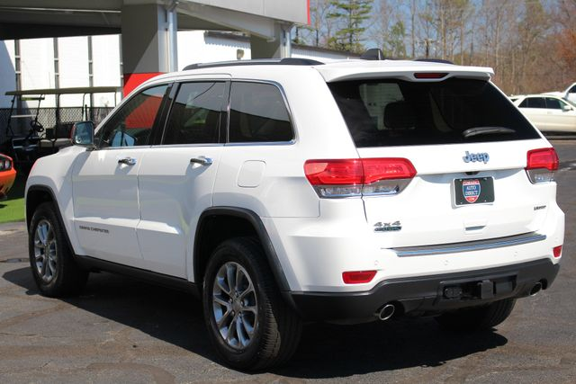2015 Jeep Grand Cherokee Limited 4WD - TURBO DIESEL - NAV -SUNROOF! Mooresville , NC 25