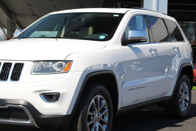 2015 Jeep Grand Cherokee Limited 4WD - TURBO DIESEL - NAV -SUNROOF! Mooresville , NC 27