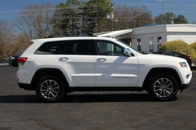 2015 Jeep Grand Cherokee Limited 4WD - TURBO DIESEL - NAV -SUNROOF! Mooresville , NC 15