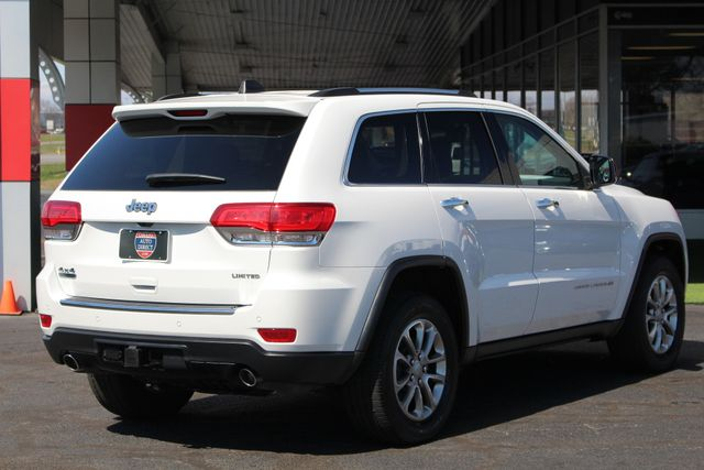 2015 Jeep Grand Cherokee Limited 4WD - TURBO DIESEL - NAV -SUNROOF! Mooresville , NC 24