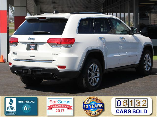 2015 Jeep Grand Cherokee Limited 4WD - TURBO DIESEL - NAV -SUNROOF! Mooresville , NC 2