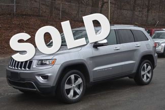 2015 Jeep Grand Cherokee Limited Naugatuck, Connecticut 0