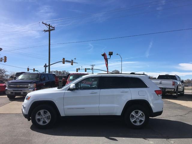 2015 Jeep Grand Cherokee Laredo Ogden, Utah 3