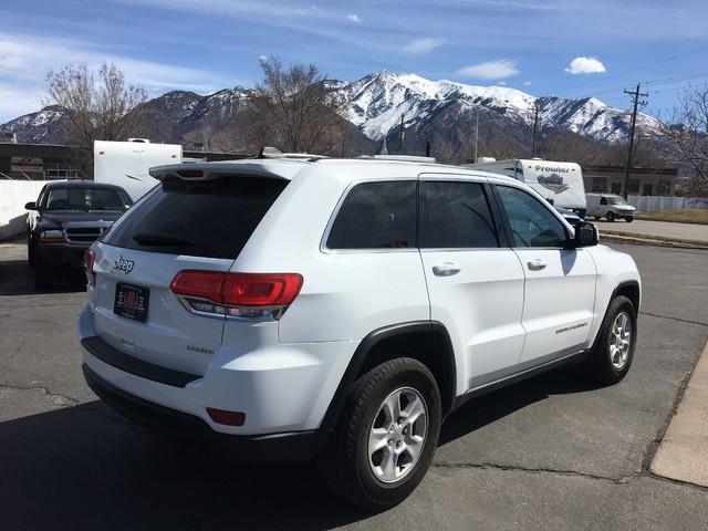 2015 Jeep Grand Cherokee Laredo Ogden, Utah 6