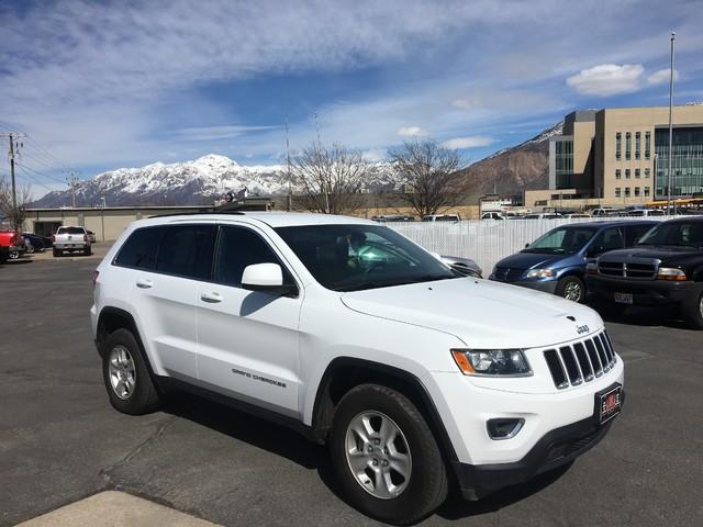 2015 Jeep Grand Cherokee Laredo Ogden, Utah 7
