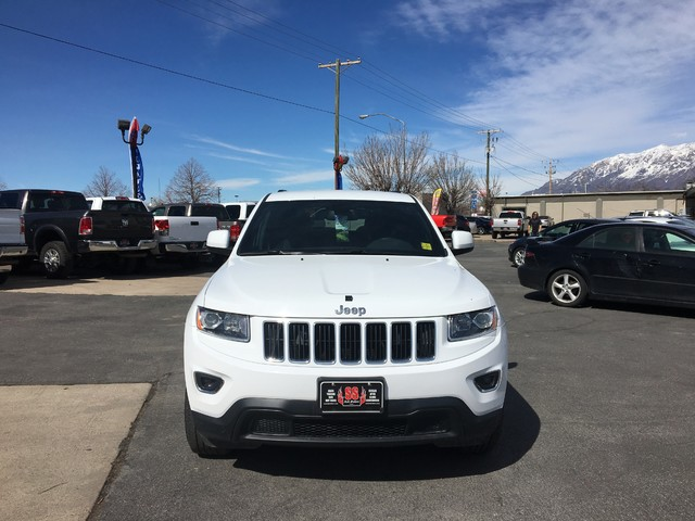 2015 Jeep Grand Cherokee Laredo Ogden, Utah 8