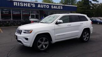 2015 Jeep Grand Cherokee Overland | Ogdensburg, New York | Rishe's Auto Sales in Ogdensburg New York