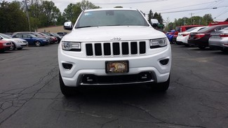 2015 Jeep Grand Cherokee Overland in Ogdensburg, New York
