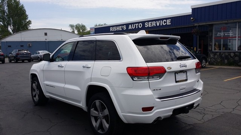 2015 Jeep Grand Cherokee Overland | Ogdensburg, New York | Rishe's Auto Sales in Ogdensburg, New York