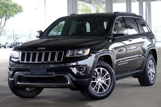 2015 Jeep Grand Cherokee Limited * 1-OWNER * Sunroof * NAVI * Keyless * TX Plano, Texas 1