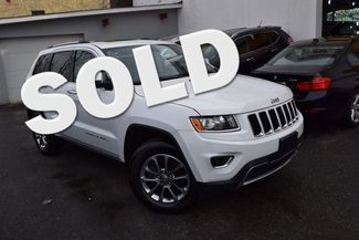 2015 Jeep Grand Cherokee Limited Richmond Hill, New York