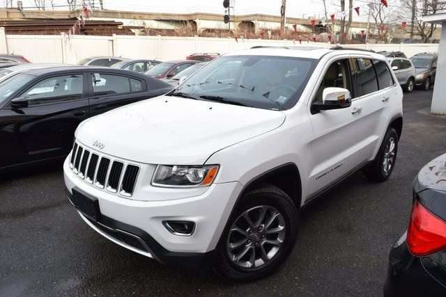 2015 Jeep Grand Cherokee Limited Richmond Hill, New York 1