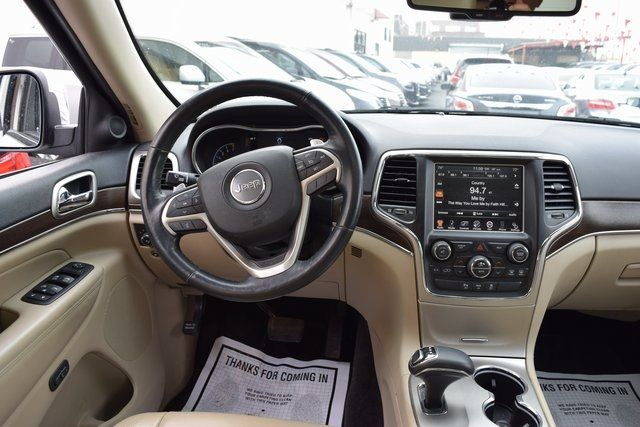 2015 Jeep Grand Cherokee Limited Richmond Hill, New York 18