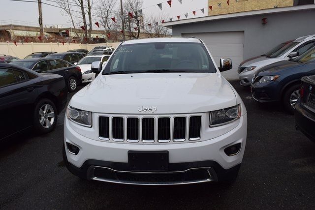 2015 Jeep Grand Cherokee Limited Richmond Hill, New York 2