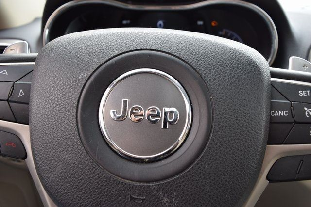 2015 Jeep Grand Cherokee Limited Richmond Hill, New York 33