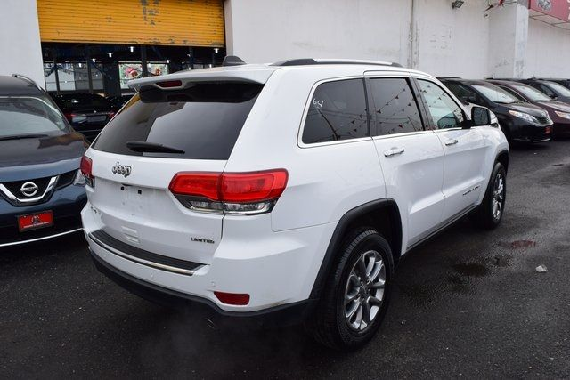 2015 Jeep Grand Cherokee Limited Richmond Hill, New York 7
