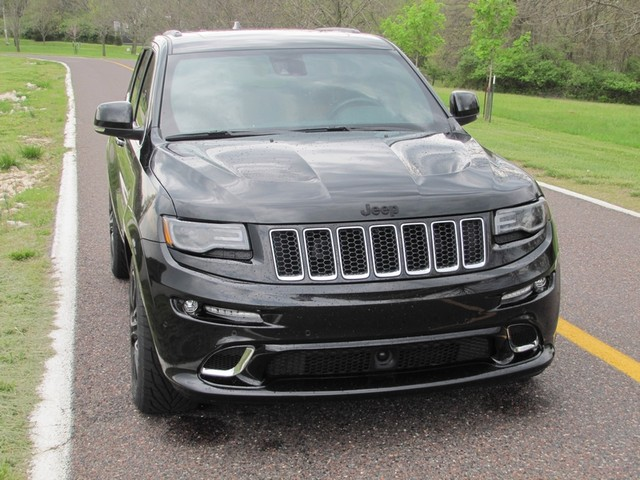 2015 Jeep Grand Cherokee SRT St. Louis, Missouri 9