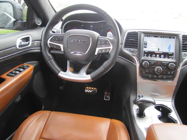 2015 Jeep Grand Cherokee SRT St. Louis, Missouri 18