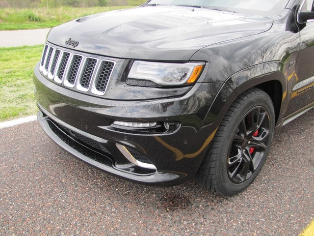 2015 Jeep Grand Cherokee SRT St. Louis, Missouri 4