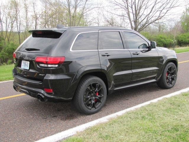 2015 Jeep Grand Cherokee SRT St. Louis, Missouri 7