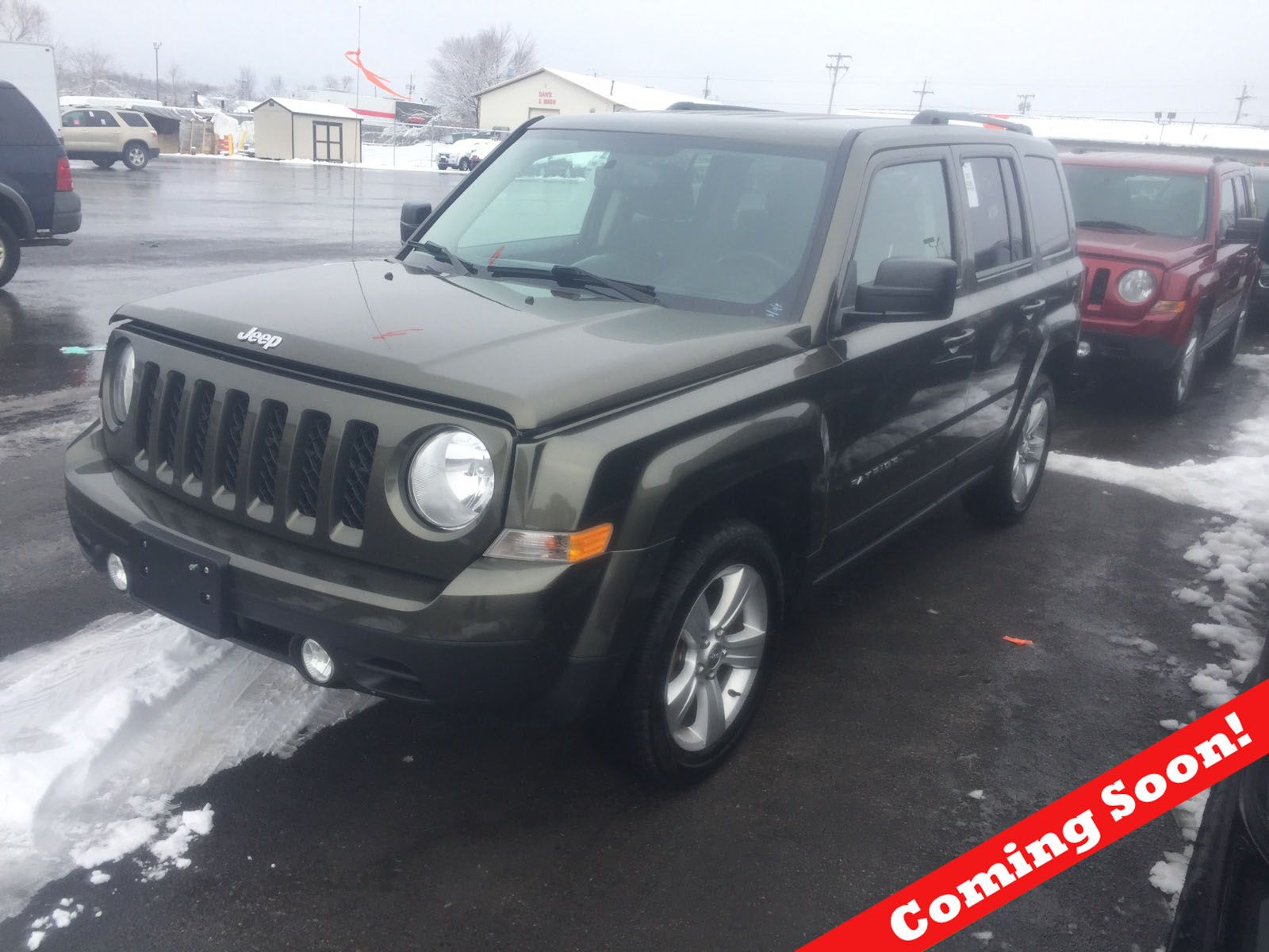 2015 Jeep Patriot Latitude city Ohio North Coast Auto Mall of Cleveland
