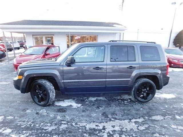 2015 Jeep Patriot Altitude Edition Ephrata, PA 6