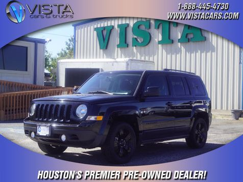 2015 Jeep Patriot Altitude Edition in Houston, Texas