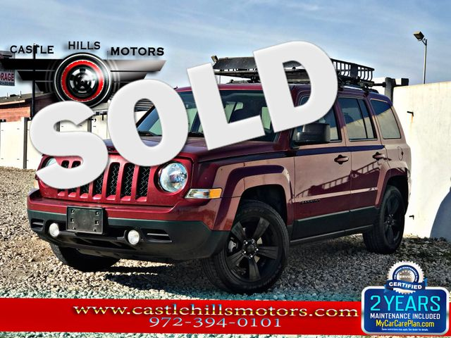 2015 Jeep Patriot Altitude Edition | Lewisville, Texas | Castle Hills Motors in Lewisville Texas