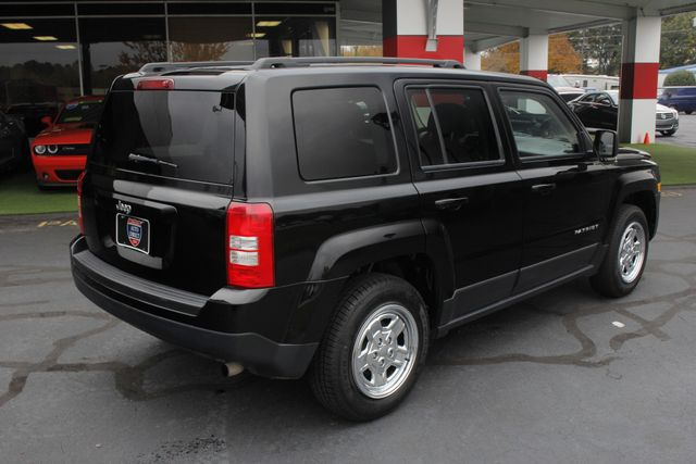 2015 Jeep Patriot Sport FWD - CONTINUOUSLY VARIABLE TRANSAXLE! Mooresville , NC 23