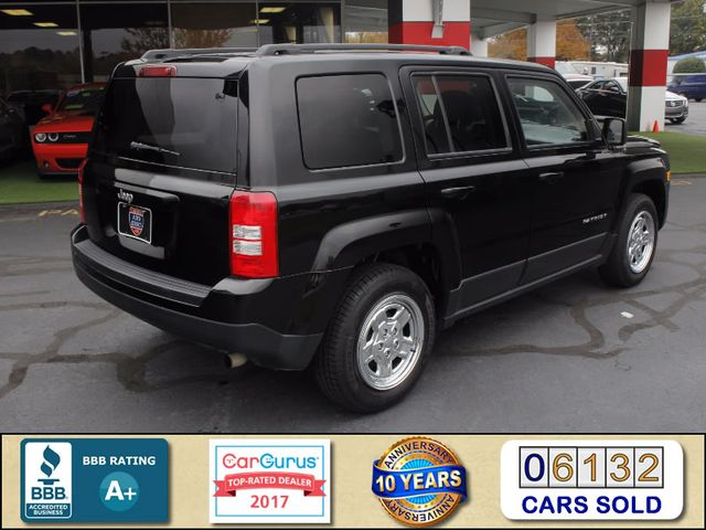 2015 Jeep Patriot Sport FWD - CONTINUOUSLY VARIABLE TRANSAXLE! Mooresville , NC 2