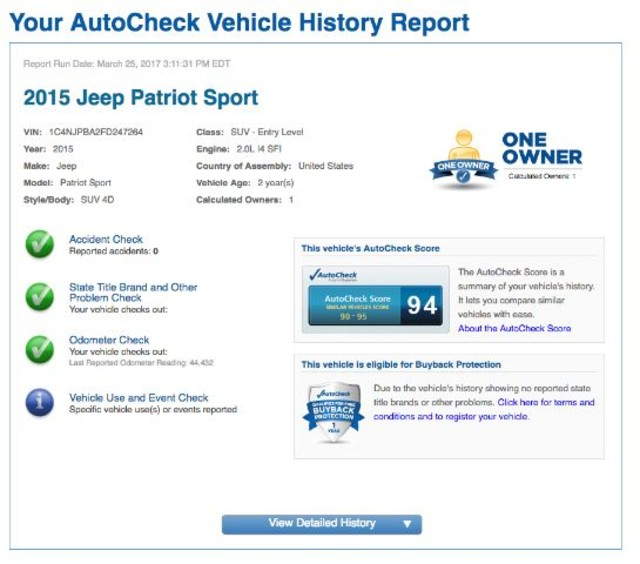 2015 Jeep Patriot Sport San Antonio , Texas 9